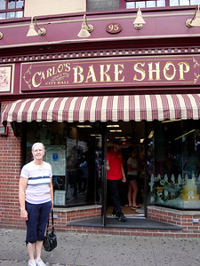Photo of front of Carlo's Bake Shop