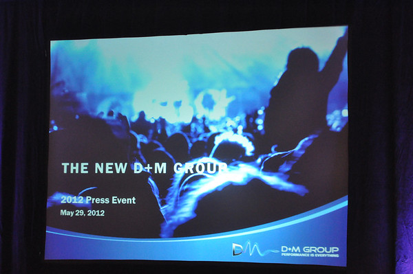 May 2012 D+M Group Press Presentation