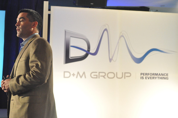D+M Group President and CEO Jim Caudill