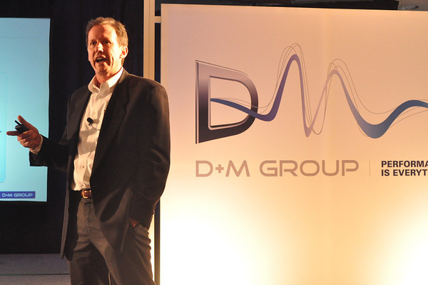 Brian Poggi, D+M Group's President, Sales and Marketing-Americas
